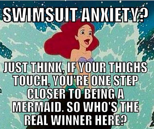 mermaid meme